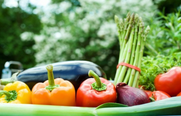 cherries, vegetables, and water are what to eat if you have gout
