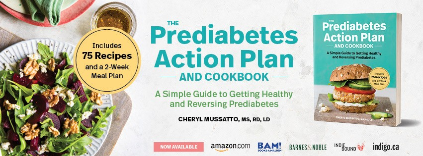 Prediabetes Action Plan book available now on Amazon
